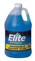 Elite Windshield Washer Fluid -20 1gal $2.49