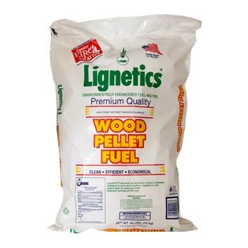 Lignetics Premium Wood Pellet Fuel $219.99/ton