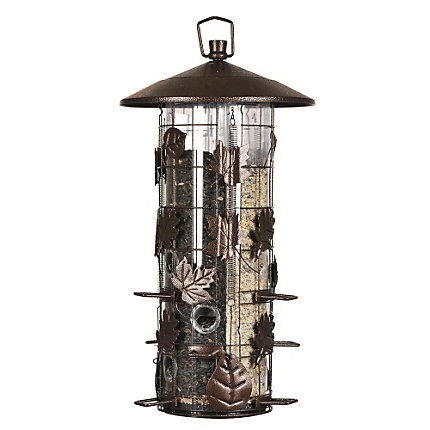 Perky-Pet Squirrel-Be-Gone Wild Bird Feeder $15.99