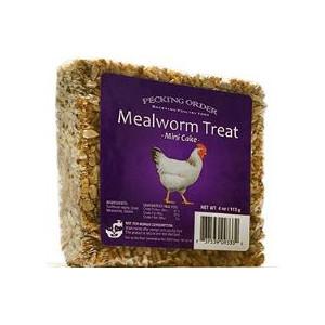 Mealworm Mini Cake Treats Only $3.99