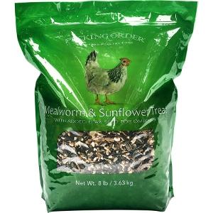 Mealworm & Sunflower Chicken Treat Only $14.99