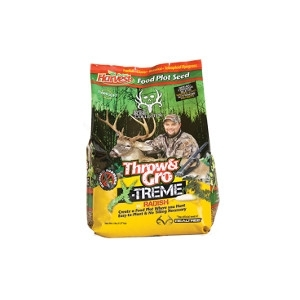 $12.99 Throw & Gro Extreme with Radish Deer Plot