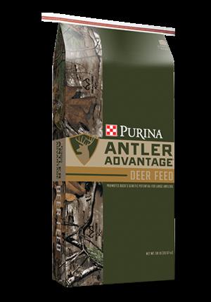 Antler Advantage Deer 20% Feed now $14.99