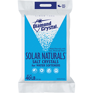 Diamond Crystal Solar Salt only $4.99