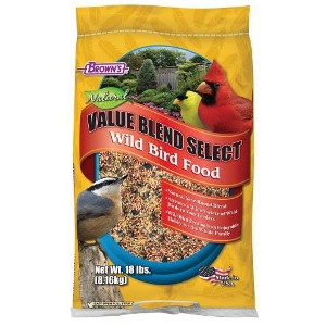 Value Blend Wild Bird Food Savings