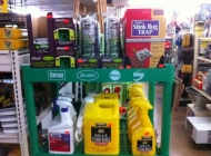 Lawn & Garden Products & Pest Control!