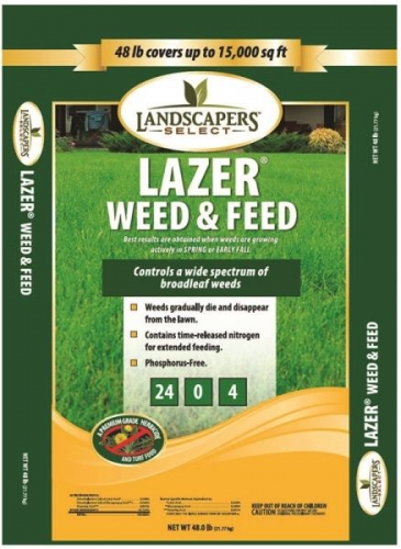 Lazer Weed & Feed Now Only $34.99