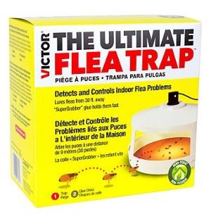 Victor Ultimate Flea Trap $10.99