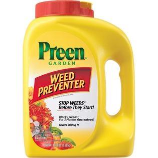 5.625 Lb. Preen Weed Preventer