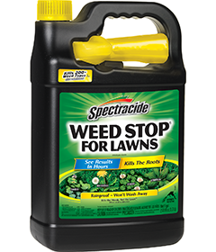 Spectracide Weed Stop For Lawns Only $7.99