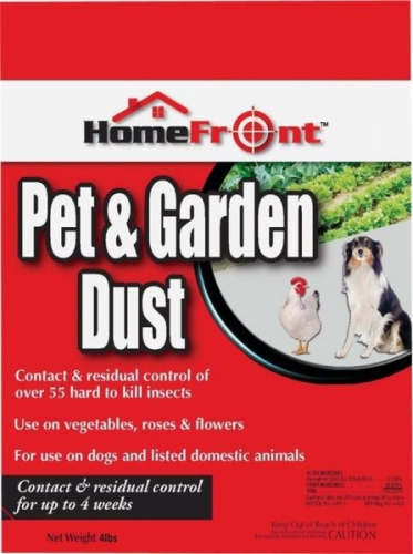 Home Front Pet & Garden Dust Special