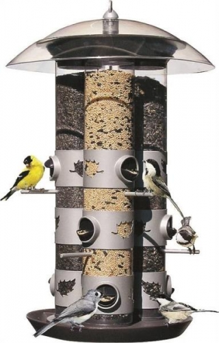 Triple Tube Bird Feeder Only $39.99