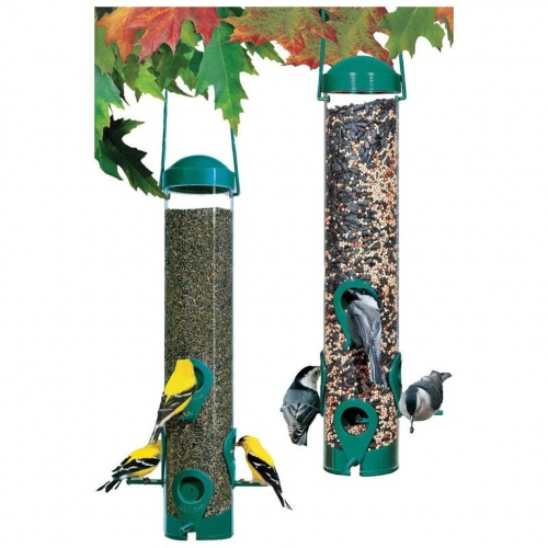 Perky Pet 2 In 1 Tube Feeder Now $4.99