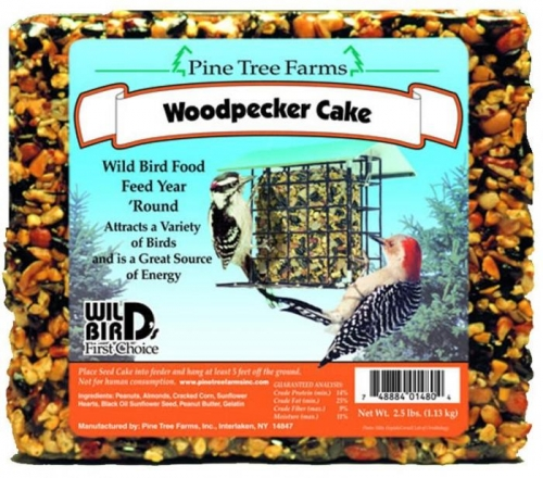 Premium Woodpecker Seed Cake for just $5.79!