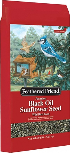 Feathered Friends Blackoil Sunflower for $18.50