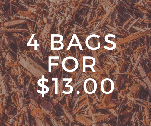 Bagged Mulch Sale