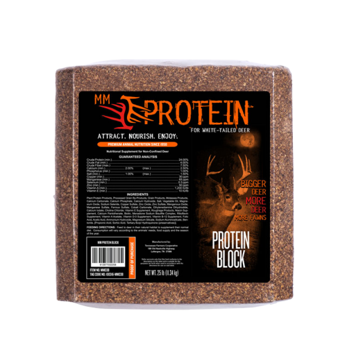 Monster Meal Protein Block: $21.00