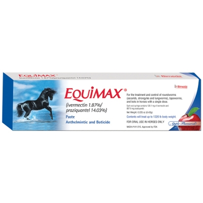 $1.00 off Equimax Paste or Ivermectin Paste