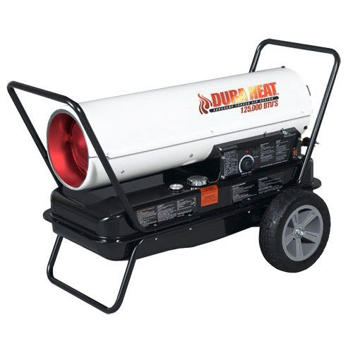 Dura Heat Kerosene Heater, 135,000 BTU