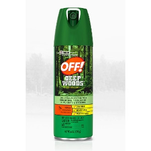 OFF! Deep Woods® Insect Repellent