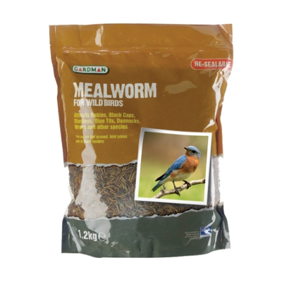 Dried Mealworms, 42 oz.