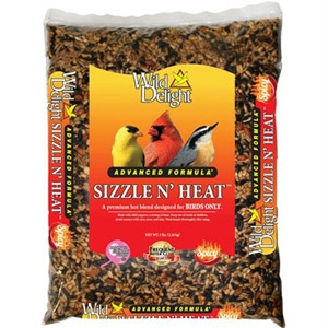 Sizzle N' Heat™ Wild Bird Food