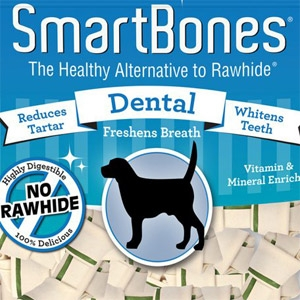 SmartBones® Dental Chews for Dogs