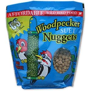 Woodpecker Suet Nuggets, 27 oz.