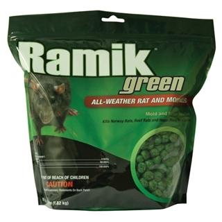 Ramik Green Rodent Pellets