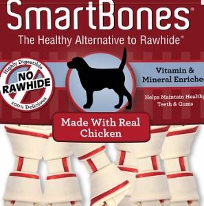 Chicken SmartBones Dog Treats, 11 oz.