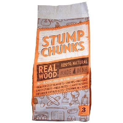 Stump Chunks Fire Starter