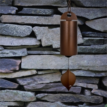 Antique Copper Heroic Windbell