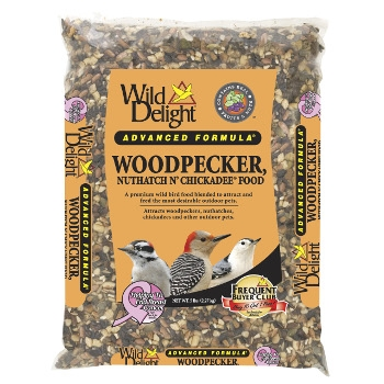 Wild Delight Woodpecker, Nuthatch N' Chickadee Bird Food