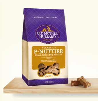 old mother hubbard p nuttier oven baked dog biscuits