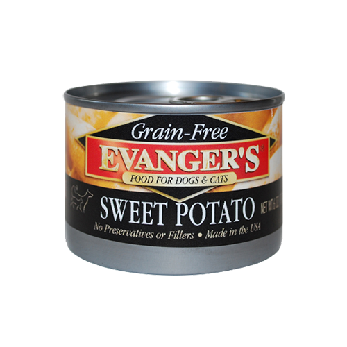 $1.19 each Evanger's Sweet Potato 6oz Cans
