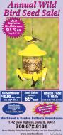 wildbird sale