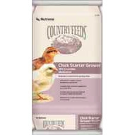 Chick Starter Medicated Crumbles 50 lb. now $14.99