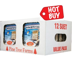 High Energy Suet 12 pack now $11.99