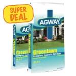 Agway Greenlawn Crabgrass & Fertilizer 5M $19.99