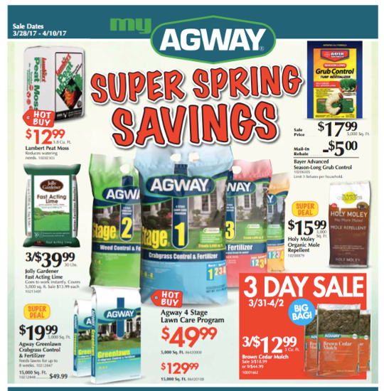myAgway Web Flyer