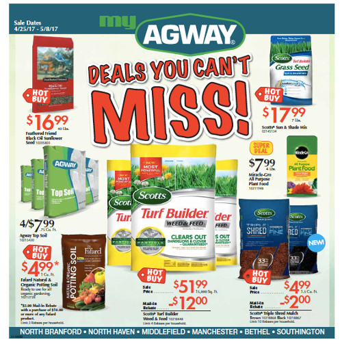 myAgway Web Flyer