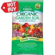 Epsoma Vegetables & Flowers Garden Soil now $4.99