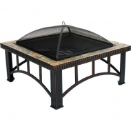 Square Fire Pit now $99