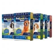 Petlock Plus Flea & Tick 3 Dose now $29.99