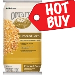 Country Feeds Cracked Corn 50 lb. now $8.99