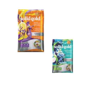 $8 off Solid Gold Pet Food 24 lbs or Larger