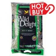 Wild Delight Nut & Berry Bird Food 20lb now $24.99