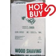 Pine Shavings now $4.99 for 3.25 cu. ft.