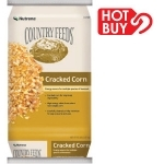 Country Feeds Cracked Corn 50 lb. now $7.99