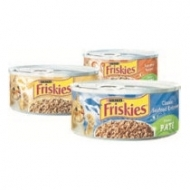Friskies 5.5 oz. Canned Cat Food now 24/$11.52